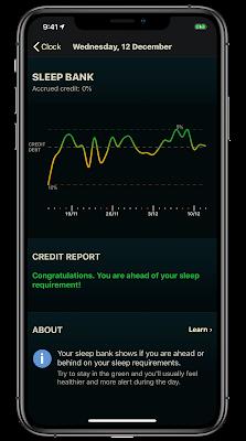 Sleep Bank