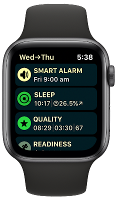 AutoSleep Smart Alarm